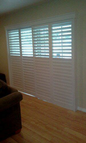 Blinds That Open From Top And Bottom 15 Best Images About Sliding Glass Doors On Pinterest