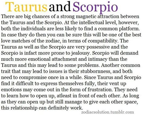12 quotes about scorpio taurus relationships scorpio