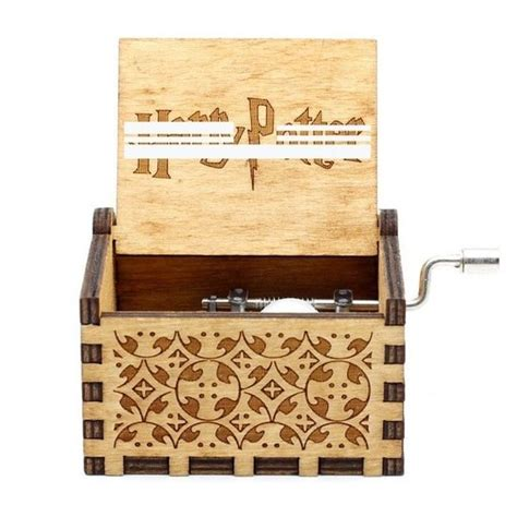 Jual Kotak Musik Kayu Klasik kotak musik kayu unik dengan suara musik klasik harga