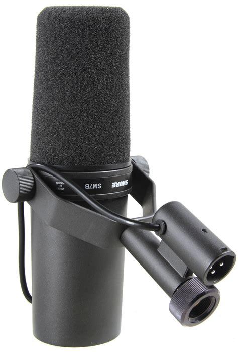 Shure Sm7b shure sm7b vintage king audio