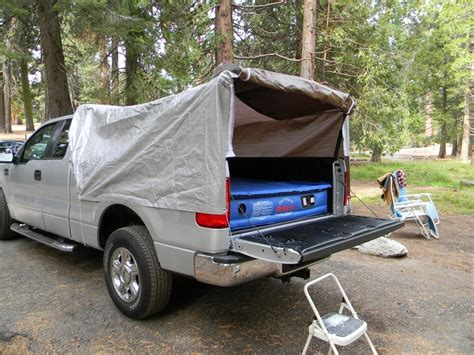 tents for truck beds homemade truck bed tents pickup truck cing