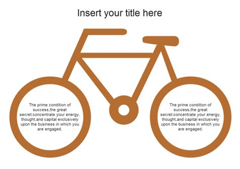 Bicycle Presentation Free Bicycle Presentation Templates Bicycle Ppt Templates Free