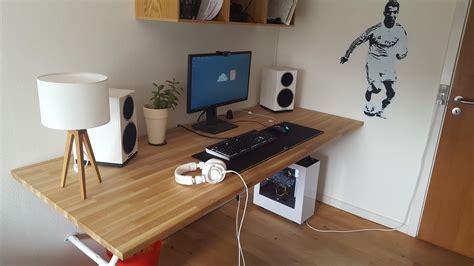 homemade desk home made desks design decoration