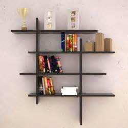 Living Room Wall Decor Shelves Decorative Wall Shelves In The Modern Interior Best