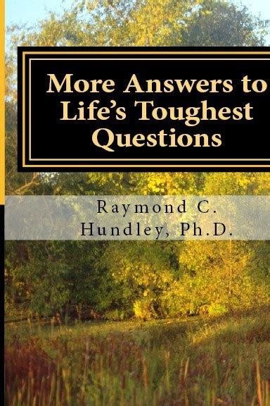 answers to lifes toughest 0310273021 growth ministries materials