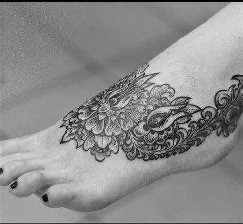 35 Outstanding Foot Tattoo Designs Outstanding Foot Designs
