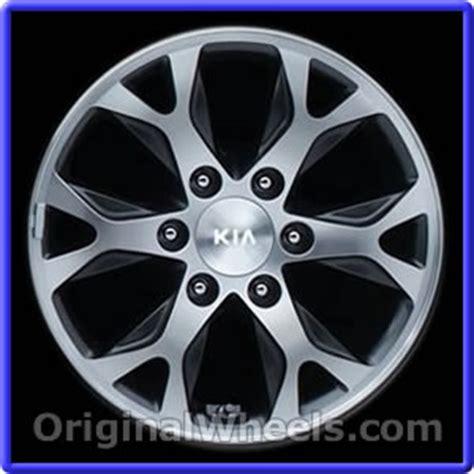 Kia Sedona 2006 Tire Size 2014 Kia Sedona Rims 2014 Kia Sedona Wheels At