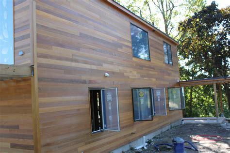cedar house siding cedar siding shawnee construction llc