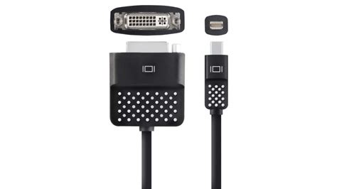 buy belkin mini display port  dvi adapter harvey norman au
