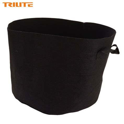 Easy Grow Planter Bag Planter Bag 15 Liter Hitam â 5pcs bag 5 gallon á æ ìµì ó ìµì ì æ á grow grow bags with handles plant à pouch pouch root container