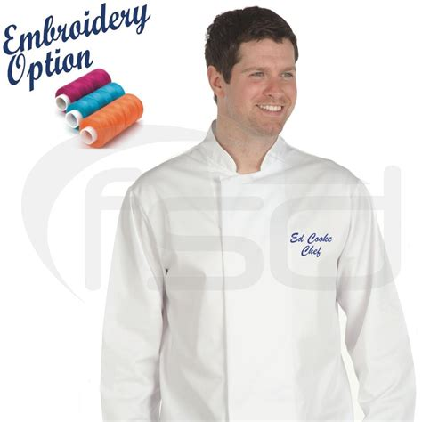 traditional chef embroidered traditional chef s jackets jackets chef s