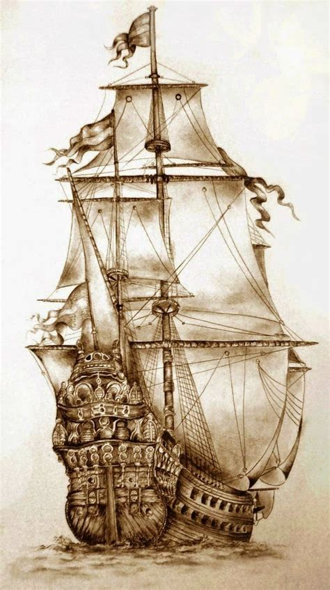 From Pirate To Yacht Club The Nautical Trend Is Evolving by Best 25 Ship Drawing Ideas On Ship Tattoos