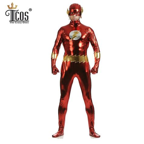 Dress Catrina Ld 100cm Pj 65cm ᗖ garrick flash costume costum shiny metallic ᗗ spandex spandex zentai