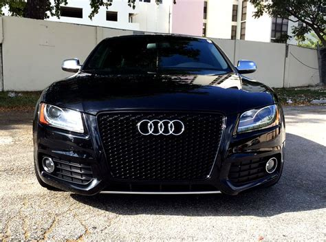 Audi A5 Grill by 2012 A5 Quattro Honeycomb Grille Audiworld Forums