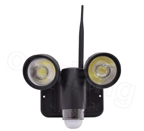 motion detector light with wifi camera indoor outdoor mini wifi wireless 720p micro p2p wifi pir