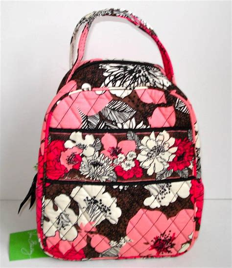 pattern for vera bradley tote bag vera bradley let s do lunch insulated tote bag in your