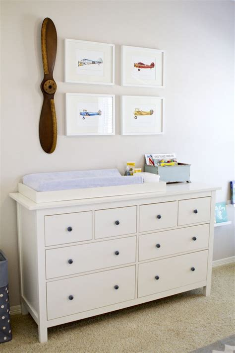 Baby Changing Table Dresser Ikea Woodworking Projects Using Dresser As Changing Table