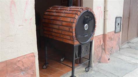 hornos del campo portatiles   ladrillo refractario los tiempos