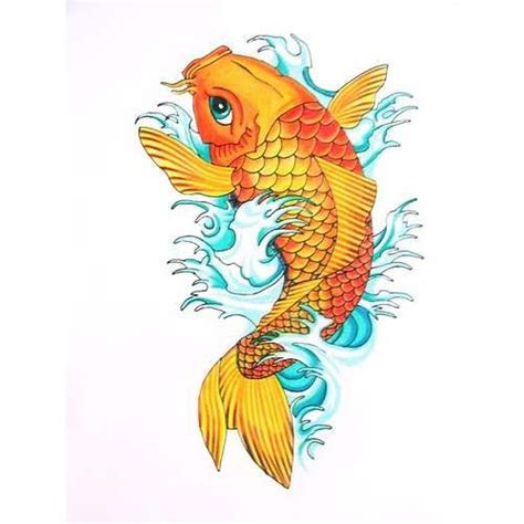 koi fish tattoo swimming downstream meaning 120 best images about koi fish tattoo designs on pinterest