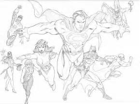 dc comic movie superhero justice league coloring pages