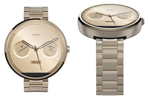 Casing Motorola E360 Gold And Silver moto 360 in chagne gold revealed by phonedog