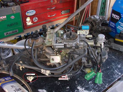 Suzuki Samurai Carb Adjustment Suzuki Samurai Carburetor Adjustment Suzuki Cars