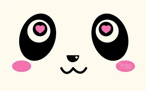 wallpaper cute face cute panda backgrounds wallpaper cave