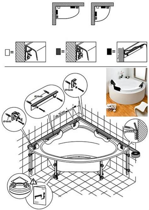 Abdichtung Badewanne by Abdichtung Badewanne Wand Yr47 Hitoiro