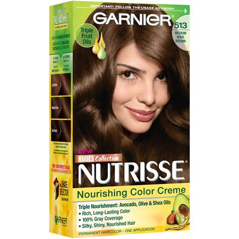 nutrisse colors what a beautiful color i did garnier medium brown last