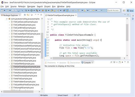 java pattern get groups java file gettotalspace method exle