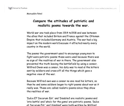Essay On Patriotism For Class 10 by Essays In On Patriotism Inhisstepsmo Web Fc2
