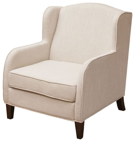 Fabric Armchairs Cheap by Armchairs And Accent Chairs Corey Wingback Upholstered