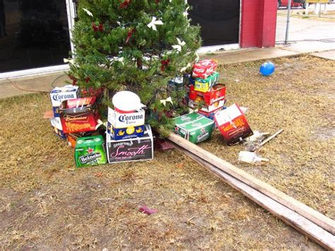 have a very merry missoula white trash christmas