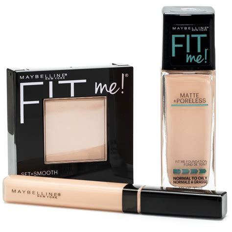 Maybelline Fit Me Foundation Concealer Matte Poreless In Jar maybelline fit me matte poreless sun beige foundation