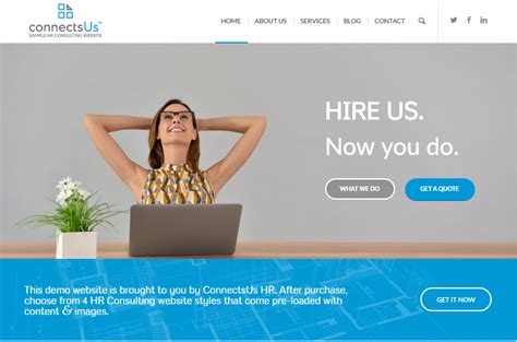 hr consulting template professional hr consulting website templates 5 day set up