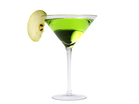 martini green green apple vodka martini