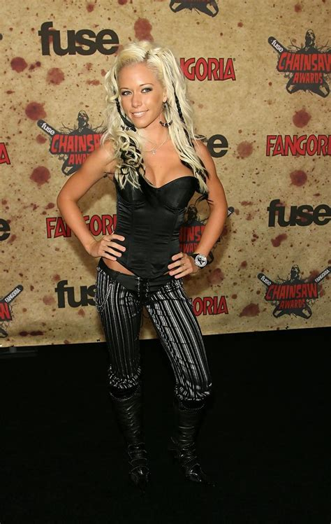 2006 Fuse Fangoria Chainsaw Awards by Kendra Wilkinson Photos Photos Fuse Fangoria Chainsaw