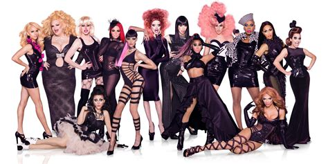What Season Of Rupaul S Drag Race Was Detox On by Rupaul S Drag Race Season 6 Cast Gets Personal With