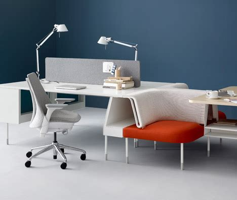 Herman Miller Office Desks American Brand Herman Miller Has Begun Producing The Office Furniture Collections