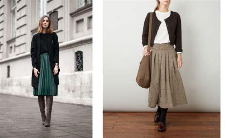 Amura Skirt Rok Kotak Midi Skirt bedanya gaya vintage dan retro sama sama jadul tapi karakteristiknya nggak bisa ditukar