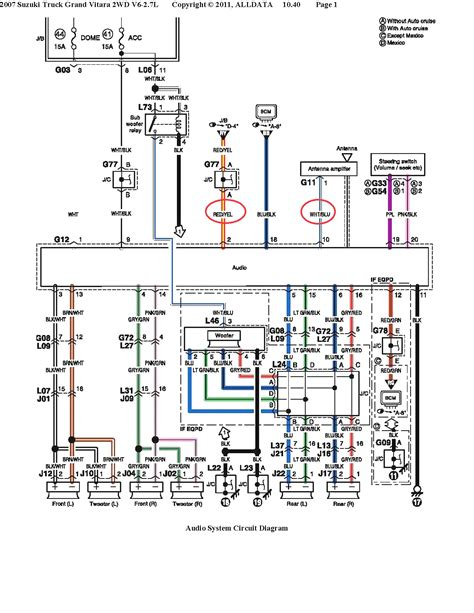 stereo wiring diagram mitsubishi lancer wiring diagram