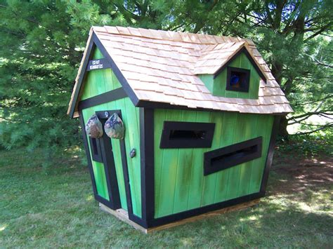 play house design custom playhouse by kids crooked house rosenberryrooms com