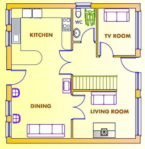ground floor plan of a house ground floor house plans house design plans