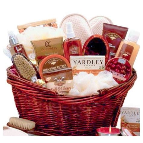 84 best images about spa basket on pinterest christmas