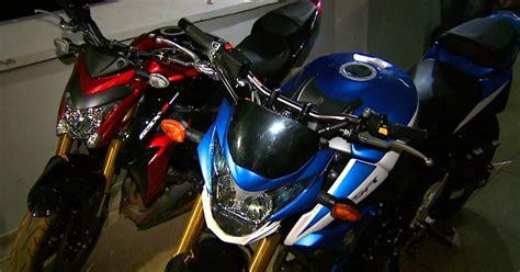 motos recuperadas 1 g1 motos furtadas de concession 225 rias s 227 o recuperadas em