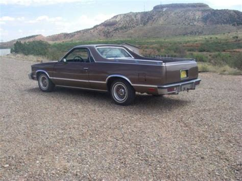 mexican el camino buy used not new but clean new mexico 79 el camino auto