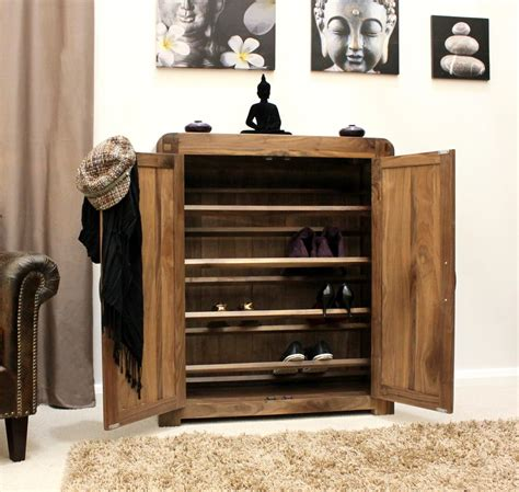 walnut shoe storage cabinet strathmore solid walnut home furniture hallway shoe