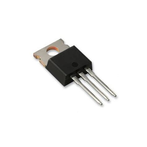 transistor irf 640 irf 640 leistungs mosfet n ch to 220 200v 18 a