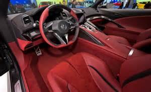 honda debuts nsx concept gt race car news car and 2016