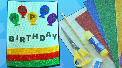 crafty cards to make easy birthday cards diy handmade birthday cards crafts